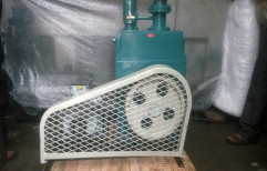 Double Stage Shenovac Rotary High Vacuum Pump For Vacuum Filtration, For Industrial, Max Flow Rate: 2000 Lpm