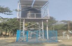 Durga Solar Submersible Water Pumping System 1 HP, 220 V AC, Capacity: 1200 Watt
