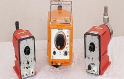 Electric Sandur Dosing Pump, Flow Rate: 0.146 to 10.40 LPH