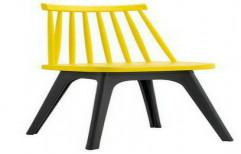 Federtek Plastic Outdoor Cafe Chairs for Hotel