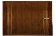 Finished Exterior Wooden Door