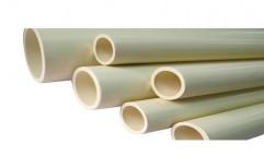 Flowin Ivory UPVC Plumbing Pipes, Size/Diameter: 25 mm