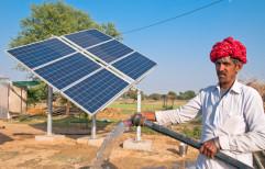 Ghodela Solar Pumping System, 110V, 0.1 - 1 HP