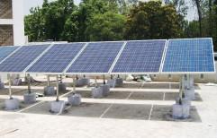 Grid -Tie solar power plant 5kw