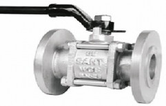 High Pressure Cast Steel Ball Valve Flanged Class 150, Valve Size: 25 Mm To 100 Mm