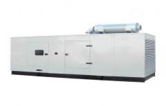 Industrial Soundproof Generator