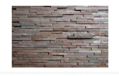 Interior Modern Designer Stone Wall Cladding, Thickness: 12-18 Mm
