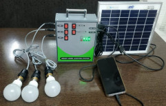 JustGrow 15 W Solar Home Lighting Systems, Upto 50 W