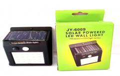 JY-6009 0.2w SOLAR POWERED LED WALL LIGHT, 0.55w