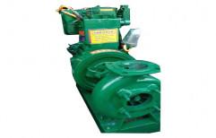Keshav Cast Iron 8 hp Water Cooled Diesel Engine Pump Set