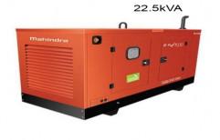 Mahindra Diesel Generator, Voltage: 415V, Power: 22.5kVA