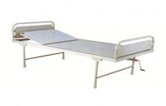 Manual Hospital Bed, Size: 1980 L X 900 B X 550 H Mm