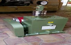 Microvac Belt Drive Rotary Vane Pumps Laboratory Vacuum Pump, Max Flow Rate: 100 Lpm, 0.5 Hp