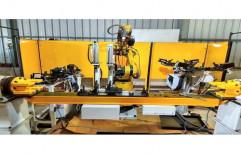 MIG Welding Robotic Cell