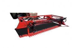 Mild Steel 180 HP Agricultural Power Harrow, For Agriculture