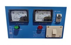 Mild Steel Submersible Pump Control Panels, Packaging Type: Box