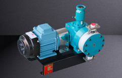 Minimax Motorized Operated Diaphragm Pumps
