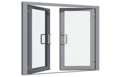 Modern Shreeji Hinged Aluminium Casement Window