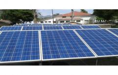 Mono Crystalline Off Grid Solar Power Plant, 1 kW