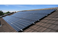 Mounting Structure Solar On Grid System, Capacity: 2 Kw