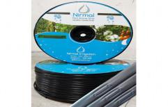 Nirmal Irrigation Virgin Polymer 12 MM Flat Drip Lateral Pipe