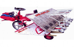Osaka Riding Type Rice Transplanter, For Agriculture, Model Name/Number: OS-8238