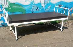 Plain Hospital Bed, Size: 2000 Mm X 925mm X 600 Mm