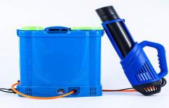 Plastic Knapsack Agricultural Power Sprayer