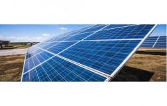 Polycrystalline Solar Power Plant, Capacity: 1 Kw