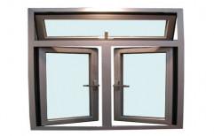 Powder Coating Aluminium Window