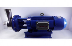 POWERPOINT Single Stage 1 HP SS 316 Centrifugal Monoblock Pump, Model Name/Number: MSP-3