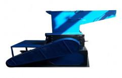 PP Plastic Scrap Grinder Machine, Blade Size: 9 Inch