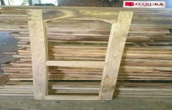 Rectangulat Wooden Windows, Rectangular