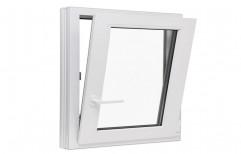 REHAU Standard Tilt and Turn UPVC Window, Glass Thickness: 5-8mm