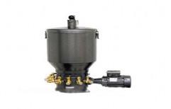 REW High Pressure Multioutlet Grease Pump