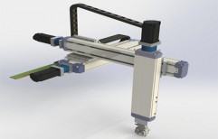 ROBOTIC AUTOMATION Linear slides 3-Axes Gantry Robot, Lifting Capacity: 1 To 20 Kg
