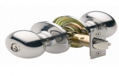 Round Knob Door Lock