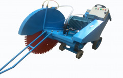 SANA Concrete Cutter, Electric, Capacity: 200 Mm