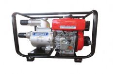 Sarover 6 Hp Diesel Engine Water Pump, For Irrigation