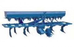 Seeds Seed Fertilizer Driller, Automation Grade: Fully Automatic, for Agriculture