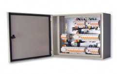 Semi-Automatic 3 Way Solar AC Distribution Box, 15-20 Kw, IP Rating: IP66