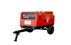 Semi-Automatic Diesel Engine Driven Silent Welding Set