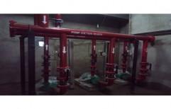 Semi-Automatic Electric Fire Fighting Pump Set, 0.1 - 1 HP