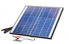 Silicon And Aluminium Solar Power Panel