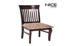 Single Multicolor Dining Chair, For Home