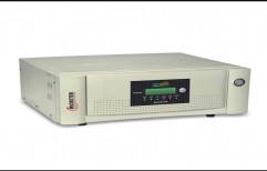 Single Phase 220 Volt Microtek Solar Inverter, For Home Ups, Capacity: 1230va