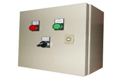 Single Phase Motor Starters Panel