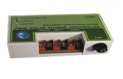 Single phase PWM Solar Charge Controller, 12/24 Vdc, 5 W