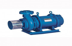 Single Phase Water Filled 1 HP Sona Openwell Submersible Pump., Warranty: 12 months, 3000 Rpm