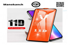 Smart Fit 11D Full Tempered Glass, Packaging Type: Box